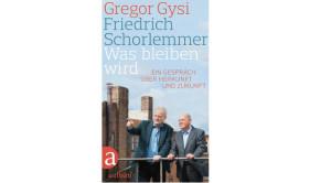 In der DDR standen sie auf verschiedenen Seiten, nun wagen Linken-Politiker Gregor Gysi und Bürgerrechtler Friedrich Schorlemmer einen gemeinsam Blick zurück.
