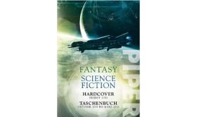 Mit dem neuen Programm, Piper science Fiction, startet der Piper Verlag im Herbst 2015
