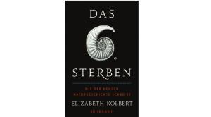 Den Pulitzer Preis 2015 in der Kategorie Sachbuch erhält Elizabeth Kolbert