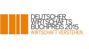 Logo Deutscher Wirtschaftsbuchpreis 2015
