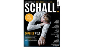 Cover Musikmagazin Schall