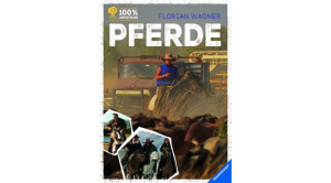 Cover Kindersachbuch Pferde