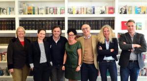 Jury Deutscher Buchpreis 2015