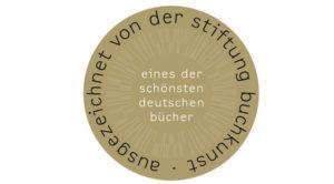 Logo die schönsten deutschen Bücher