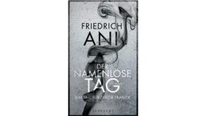 Friedrich Ani PReisträger Deutsche Krimi Preis 2016