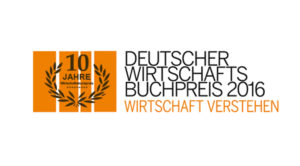 Zehn Bücher haben es auf die Shortlist zum Deutsche Wirtschaftsbuchpreis geschafft, der von dem Handelsblatt, der Frankfurter Buchmesse und der Investmentbank Goldman Sachs seit zehn Jahren vergeben wird.