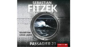 Cover Passagier 23 goldene schallplatte