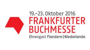 Logo Frankfurter Buchmesse 2016