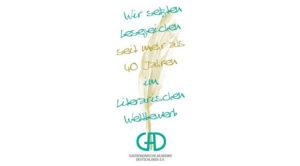 Logo Wettbewerb der GAD