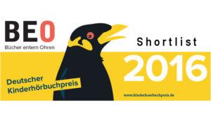 Logo BEO Kinderhörbuchpreis 2016